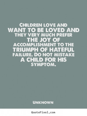 ... Prefer The Joy Of Accomplishment To The Triumph OF Hateful Failure