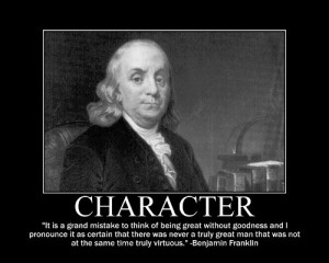 ... several dozen posts. What's your favorite Founding Father quote