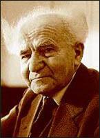 Biographie von David Ben Gurion