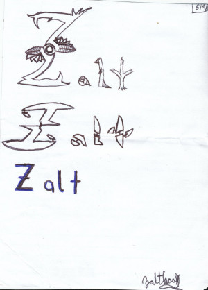 My work quotes and doodles 7 - Zalt Edition by Zalthook