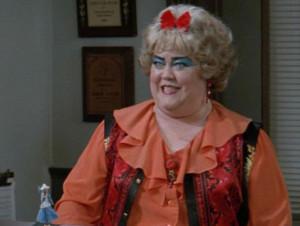 Drew Cary Show Worn Kathy Kinney Character Mimi Bobeck Carey
