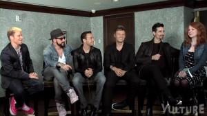 Vulture's Julie Klausner tests the memories of The Backstreet Boys ...
