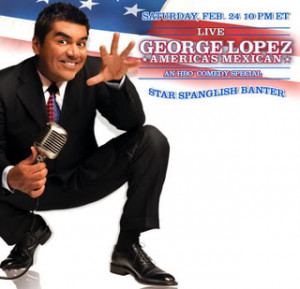 george lopez americans mexican