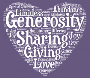 """Daily Bible Reading """"Generosity"""" (Proverbs 11:24-31)"""