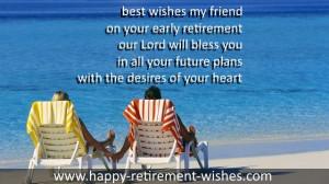 Christian retirement verses