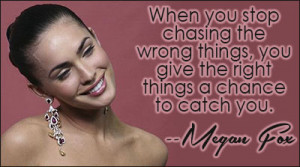 Megan Fox Quoe Quote Text