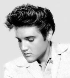 Elvis Presley - American singer and actor. Regarded as one of the most ...