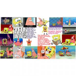 Spongebob and Patrick: Best Friends Forever - Polyvore