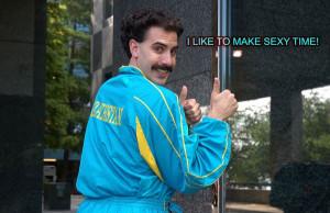 Borat movie quotes