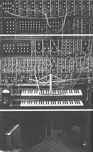 Synth electronic music moog wendy carlos