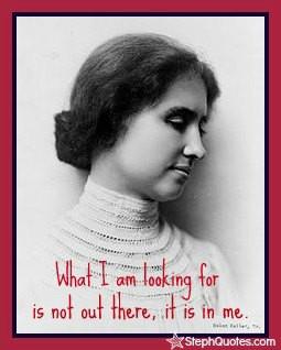 Helen KellerQuotes