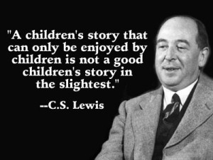 Quote from C.S. Lewis