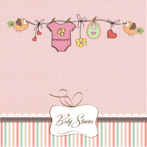 Cute Baby Shower Card Messages