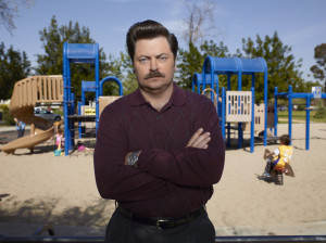 Nick Offerman on his iconic moustache and the future of Parks and ...