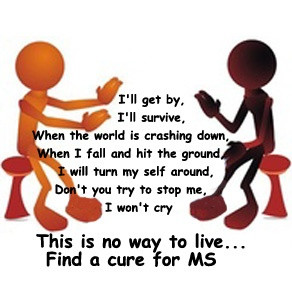 Multiple Sclerosis Poems