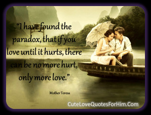 Cute In Love Quotes For Him Free Images Pictures Pics Photos 2013