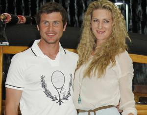 Victoria Azarenka Boyfriend Sergei Bubka