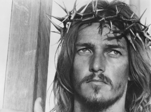 jesus christ black and white pics