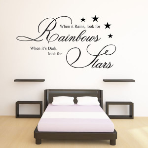 Bedroom Wall Art Quotes Wall Art Quote Sticker