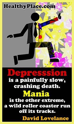 Bipolar quote on magic of bipolar: