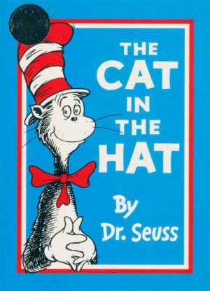 cat in the hat book quotes quotesgram