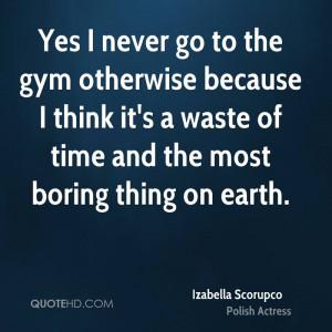 Izabella Scorupco Quotes   QuoteHD