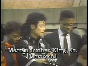 ... bernice king michael jackson memorial youtube bernice king michael