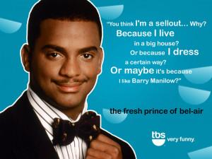 carlton fresh prince impression