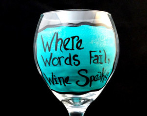 Funny Sayings And Quotes About Wine ~ Popular items for wine sayings ...