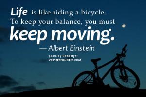 Albert-Einstein-quotes About Life