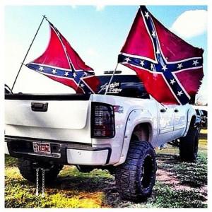 country boy trucks | country boys # big trucks Rebel Flag Flyin'