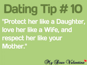 ... for this image include: dating, daughter, love, mother and respect