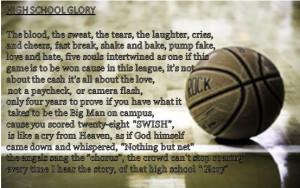 Basketball Poem - love-and-basketball