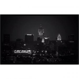 Cincinnati, my home :)