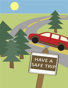 Have A Safe Trip Quotes. QuotesGram