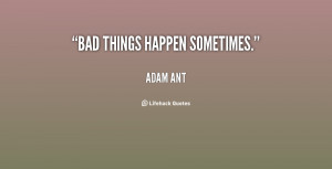 quotes on why things happen