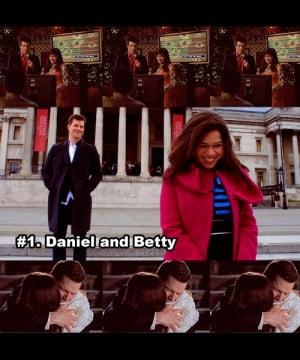 otp: daniel and betty