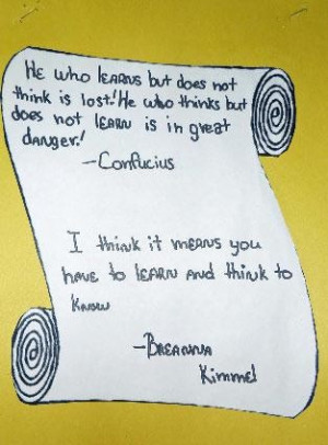 Confucius Quotes and Sayings