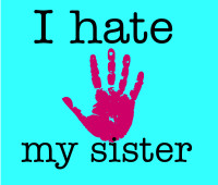 hate love my sister créé par I love lil