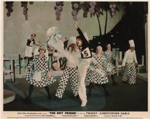 The Boyfriend - Twiggy - Movie Photo Print - 8 x 10