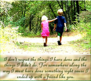 ... Friendship quotes-make your friend feel special on this friendship day