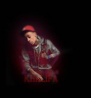 Wiz Khalifa Backgrounds Wiz khalifa rap artist twitter