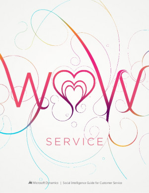 Wow service – Social Intelligence Guide for Customer Service
