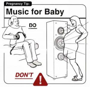 Funny Pregnancy Tips Cartoons
