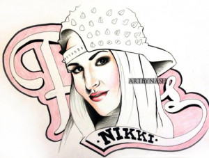 Fearless Nikki (8x11)
