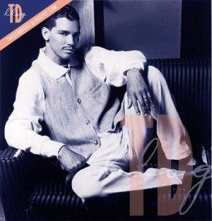 ... criticizing what's out there now, I'm just going to do El DeBarge