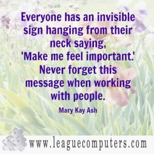 ... quotes-and-inspiration/mary-kay-ash-quote-on-working-with-people/ Like