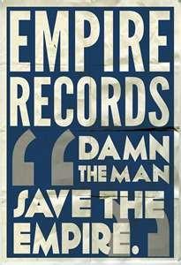 ... Movie, Damn, Classic Movies, Empire Records Quotes, Favorite Movie