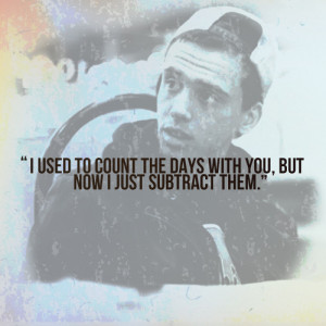 young sinatra quote