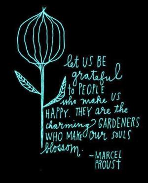 am grateful